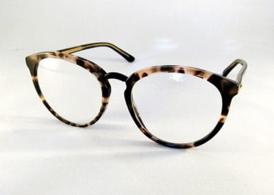 Single vision trivex in a Christian Dior frame.