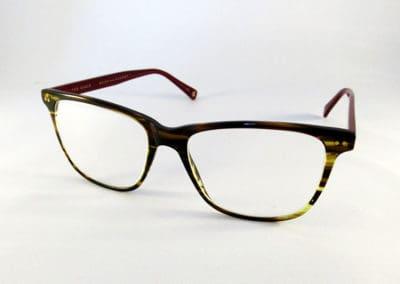 Essentials varifocal lenses in a Ted Baker frame.