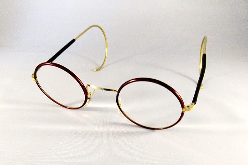 96b15d85d1 Freeform varifocals into a vintage AO round frame.