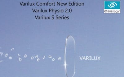 Essilor Varifocal Lenses Reglaze